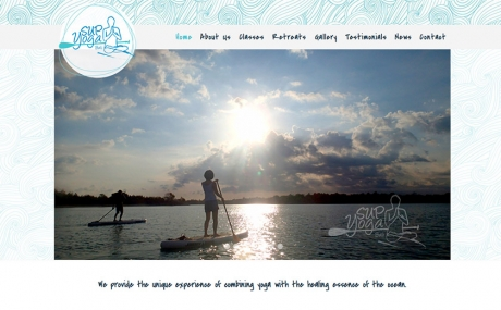 bali web design : Stand Up Paddle Yoga Bali : stand-up-paddle-yoga-bali