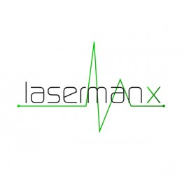 Laserman Indonesia : villa logo : logo design : bali logo design
