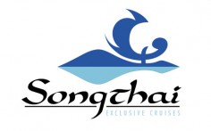 Song-Thai : villa logo : logo design : bali logo design