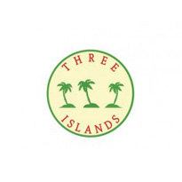 Three Island : villa logo : logo design : bali logo design